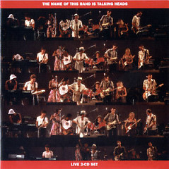The Name Of This Band Is Talking Heads (Live) (CD2) - Talking Heads