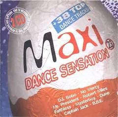 Maxi Dance Sensation 23 (CD3)