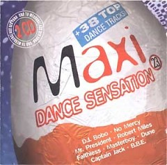 Maxi Dance Sensation 23 (CD4)
