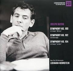 Franz Joseph Haydn – Symphonies No 100, No 102 & No 104