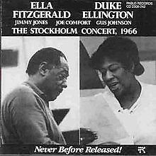 The Stockholm Concert, 1966 - Ella Fitzgerald,Duke Ellington