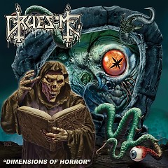 Dimensions Of Horror - EP - Gruesome