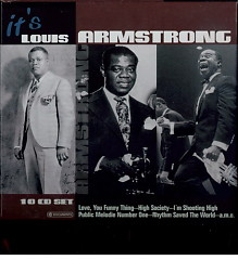 It's Louis Armstrong (CD4)