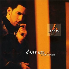 Don't Talk (Promo VLS) - Jon B.