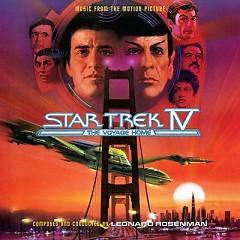 Star Trek IV: The Voyage Home OST [Part 1] - Leonard Rosenman