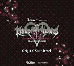 KINGDOM HEARTS Dream Drop Distance Original Soundtrack CD3