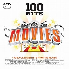 100 Hits Movies (CD5)