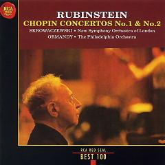 Chopin Piano Concertos No 1 & No 2