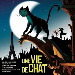 Une Vie De Chat OST [Part 2] - Serge Besset