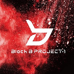 Block B PROJECT-1 (Type Red) (Mini Album) - Block B