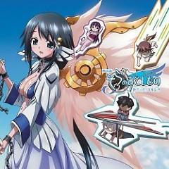 Gekijouban Sora no Otoshimono Tokei Jikake no Angeloid OST Tokei Jikake no Ongakushuu CD1