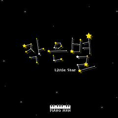 Little Star - Piano Man