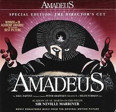 Amadeus OST (CD1) - Wolfgang Amadeus Mozart