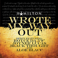 Wrote My Way Out (Remix) - Royce Da 5'9