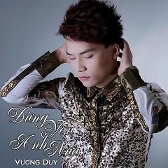 Đừng Yêu Anh Nữa (Single) - Vương Duy