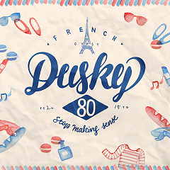 Paris (Single) - DUSKY80