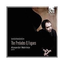Shostakovich: 24 Preludes & Fugues CD3