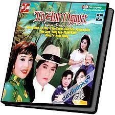 Album Tô Ánh Nguyệt - Lệ Thủy,Minh Vương ((Cải Lương))