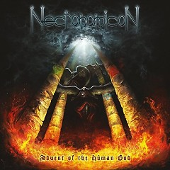 Advent  Of The Human God - Necronomicon