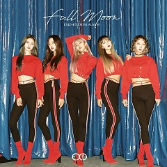 Full Moon (4th Mini Album) - EXID