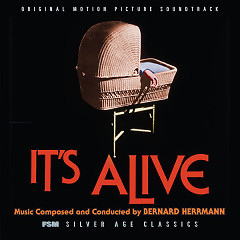 It's Alive OST (P.2) - Bernard Herrmann