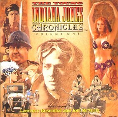 The Young Indiana Jones Chronicles Vol.4 (Pt.1) - Laurence Rosenthal