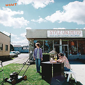 MGMT (The Optimizer Deluxe Edition) - MGMT