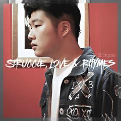 Struggle, Love Rhymes  - Slrhyme