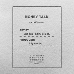 Money Talk - Smooky MarGielaa