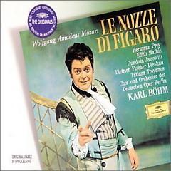 Mozart: Le Nozze Di Figaro  CD3