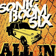 All In (Single) - Sonic Boom Six