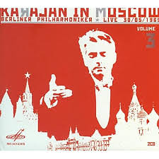 Karajan In Moscow Vol. 3 (CD 1)