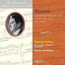 The Romantic Piano Concerto, Vol. 46 – Bowen