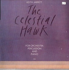 The Celestial Hawk - For Orchestra, Percussion And Piano