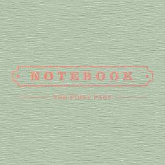 Notebook (1st Mini Album) - Park Kyung