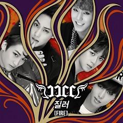 Fire (2nd Single) - JJCC