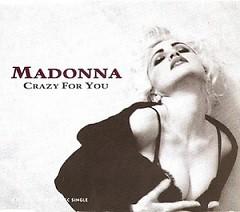 Crazy For You (5'' CDS - UK)