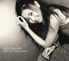 MAI KURAKI BEST 151A -LOVE & HOPE- (CD1) - Mai Kuraki