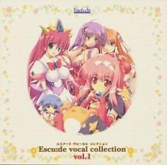 Escu:de vocal collection vol.1
