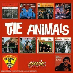 The Animals EP (EP2) - The Animals