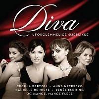 DIVA: Uforglemmelige Ojeblikke (CD2)