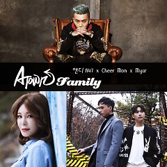 A Town Family (Mini Album) - Andy A47