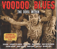 Voodoo Blues – The Devil Within (CD4)