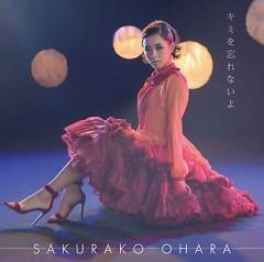 Kimi wo Wasurenai yo - Sakurako Ohara