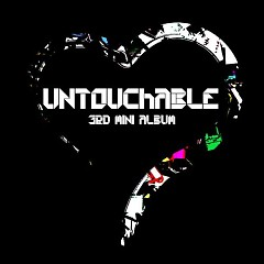 Untouchable 3rd Mini Album