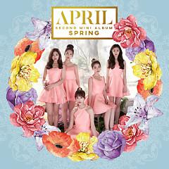 Spring (Mini Album Vol.2) - April