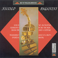 Paganini Sonate Di Lucca Vol. 2