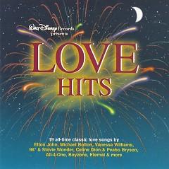Walt Disney Records Presents: Love Hits (CD1)