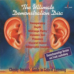 The Ultimate Demonstration Disc-Chesky Records Guide to Critical Listening (CD3)