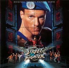 Street Fighter  - Graeme Revell OST (P.1) - Graeme Revell